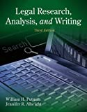 img - for Legal Research, Analysis, and Writing (MindTap Course List) book / textbook / text book