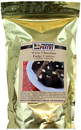 The Prepared Pantry White Chocolate Fudge Cookie Mix, 31.8 Ounce (Trail Mix With White Chocolate compare prices)