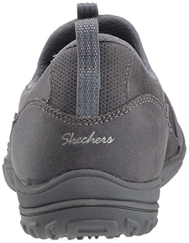 Women's Empress Sneaker Lets Skechers Charcoal Real BE wPnqdO