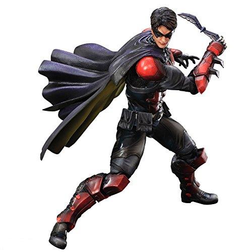 - Square Enix Play Arts Kai Arkham Origins Robin Figure