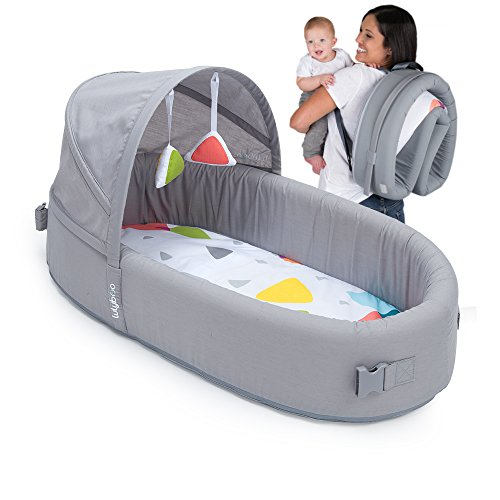 Best Prices! Lulyboo Bassinet To Go Metro
