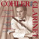 Cohler On Clarinet