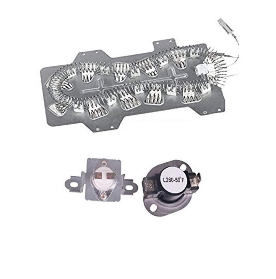 Samsung DC96-00887A DC47-00019A & DC47-00018A Dryer