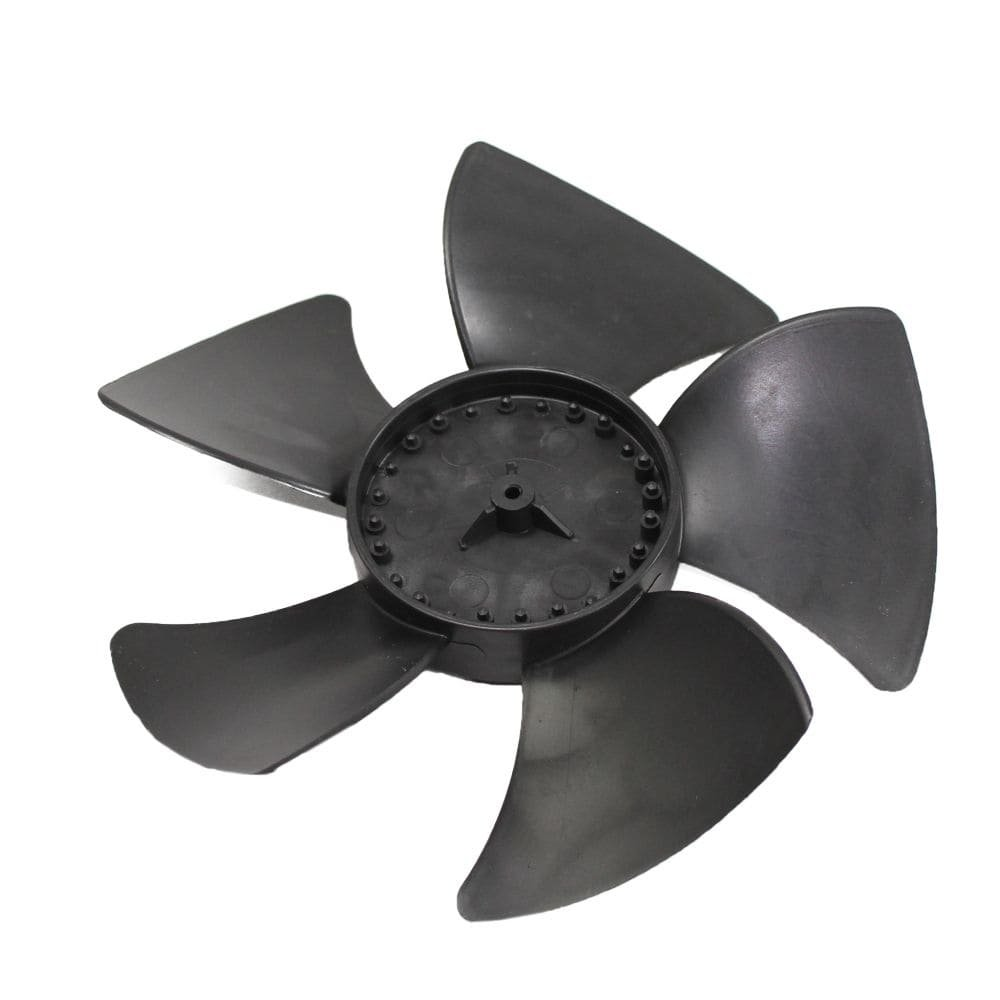 Whirlpool W10156818 Refrigerator Condenser Fan Blade Genuine Original Equipment Manufacturer (OEM) Part