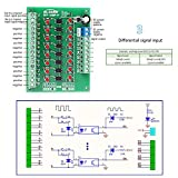 Icstation 24V to 5V 8 Channel PLC-PNP Signal
