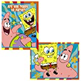 : SpongeBob Invitations 8ct