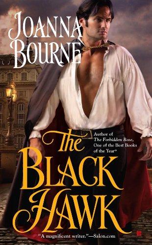 The Black Hawk (The Spymaster Series Book 4) (Joanna Bourne)