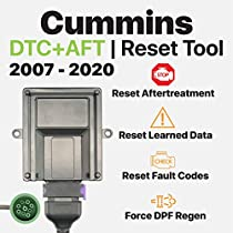 OTR Performance Cummins | Heavy Duty Diagnostic Tool | Reset Aftertreatment System | Forced DPF Regen | ClearActive/Inactive Codes