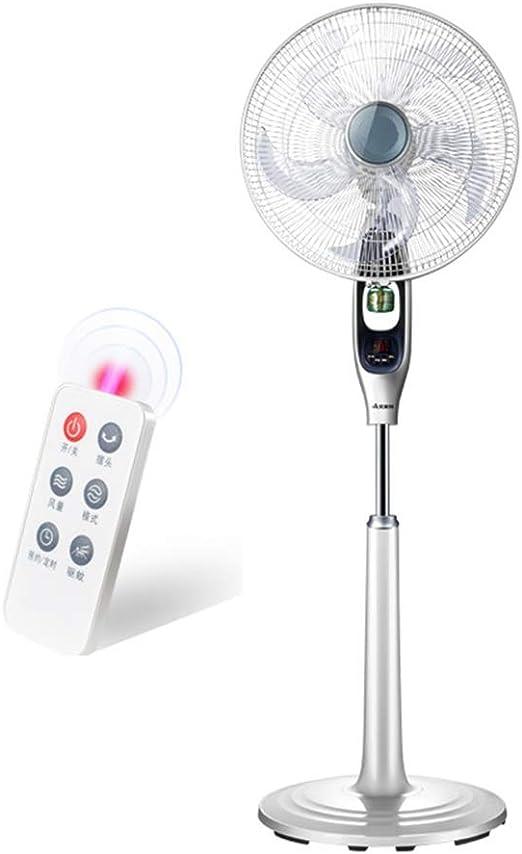 FANS LHA Ventilador de Suelo con Control Remoto Vertical ...