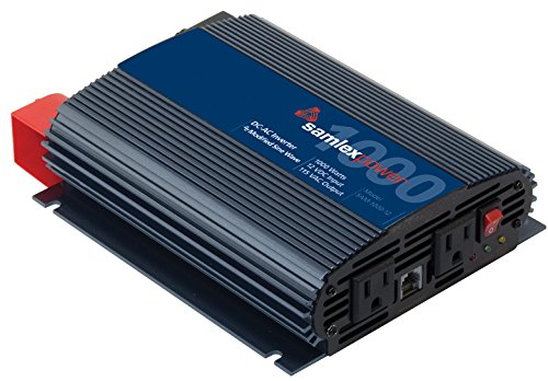 Samlex Solar SAM-1000-12 SAM Series Modified Sine Wave Inverter