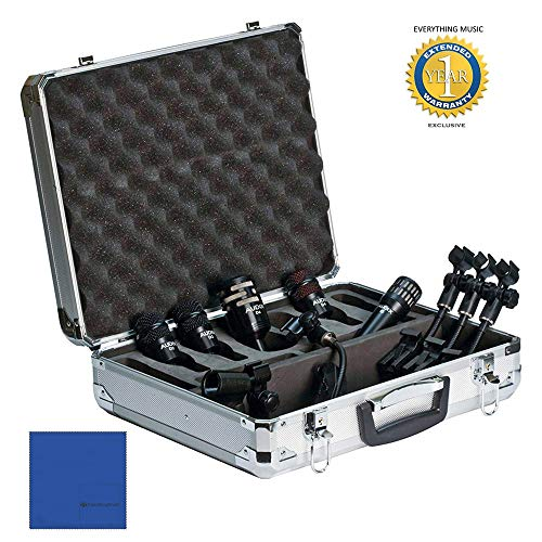 Audix DP5A Drum Mic Pack with 1 Year Free Extended Warranty