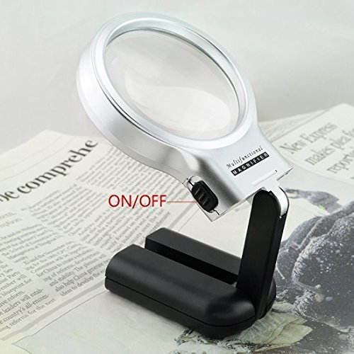Careshine Collapsible Magnifier Handheld Magnifying