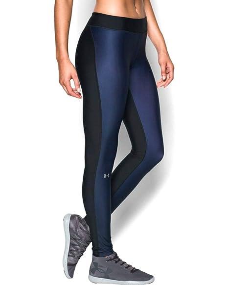 6b4e41d95a72b3 Amazon.com : Under Armour Women's Heatgear Engineered Leggings ...