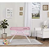 Dream On Me Meghan Portable Bassinet, Pink