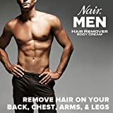 Nair Hair Remover for Men Hair Remover Body