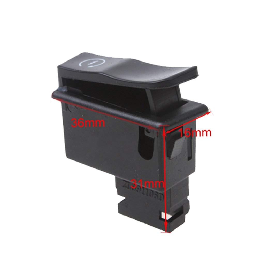 GOOFIT Motorcycle Electric Start Button Switch for 50cc 70cc 90cc 110cc 125cc 150cc 200cc 250cc Scooter Go Kart .