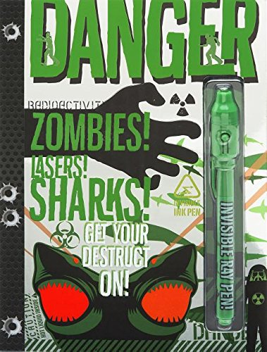 Danger: Zombies! Lasers! Sharks