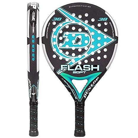 DUNLOP Flash Soft - Pala de pádel: Amazon.es: Deportes y aire libre
