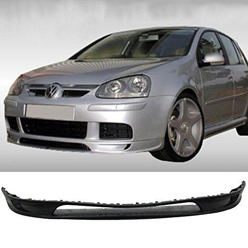 (Fits 2006-2009 Volkswagen Golf 5 MK5 Rabbit Type-A Style PU Front Bumper Lip Spoiler )