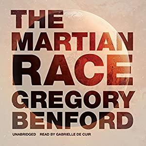 The Martian Race Audiobook