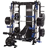 MAXXUS Multigym | Gym-Quality Home Multi Gym with Smith Machine for Full Body Strength Training