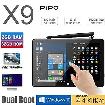 """TOZO PIPO X9 32GB Mini Computer 8.9"""" 1920x1200"""
