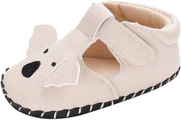❤️Youngii Sandales Enfant b/éb/é Fille Princesse Fleur Chaussure Ete Beach Shoes Confort Fond Mou Sandals