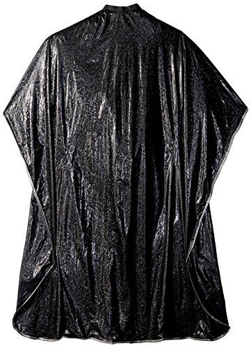Hair Stylist Shampoo Cape 36x54 Black Velcro by Betty Dain #