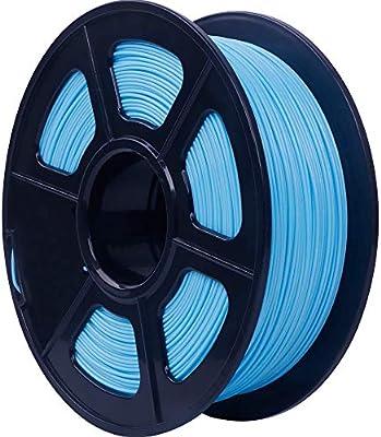 Filamento de impresora 3D PLA+, 1 kg x 2 spools, dimensional ...