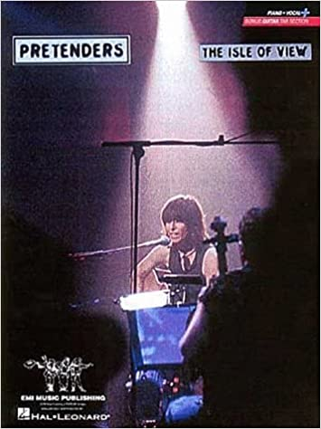 Book Pretenders: Piano-Vocal Plus Bonus Guitar Tab Section: The Isle of View (1996-10-06)