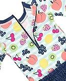 RuffleButts Baby/Toddler Girls Fruit Fiesta One