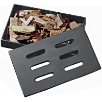 Char Broil Cast Iron Grill Smoker Box