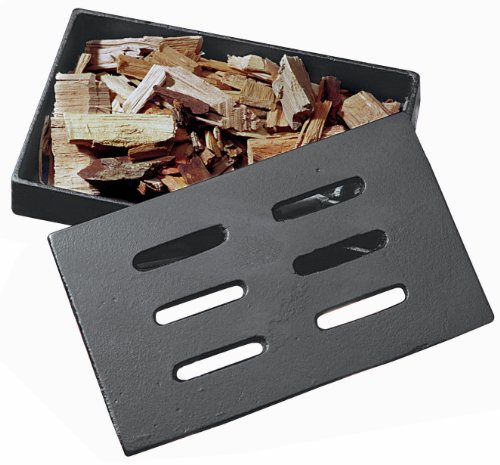 Smoke Box - Char-Broil Cast Iron Smoker Box