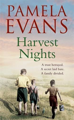 book cover of Harvest Nights