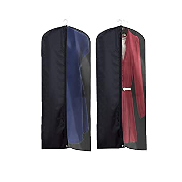 Amazon.com: La Saveur - Bolsa de ropa para armario: Home ...