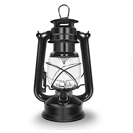 amazon com luwint vintage led hurricane lantern with dimmer switch
