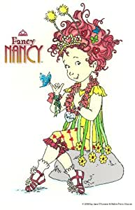 Amazon.com: Fancy Nancy Rock Pose ~ Edible Image Cake ...