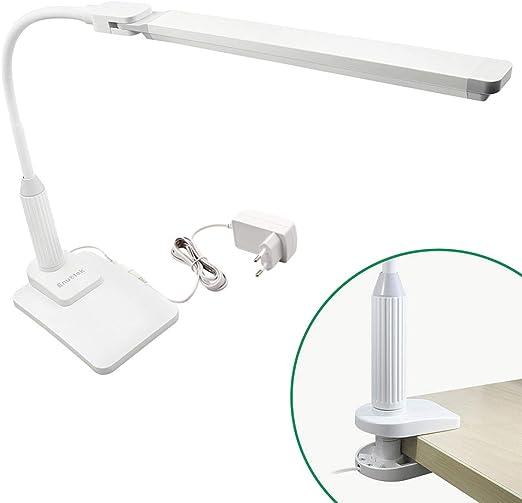 5W 10W 12W dimmbar LED Schreibtischlampe Touch Tischleuchte Bürolampe Leselampe