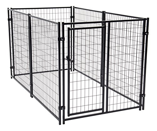 Lucky Dog CL60347 4′ x 8′ x 5′ Heavy Duty Outdoor Pet Playpen, Large