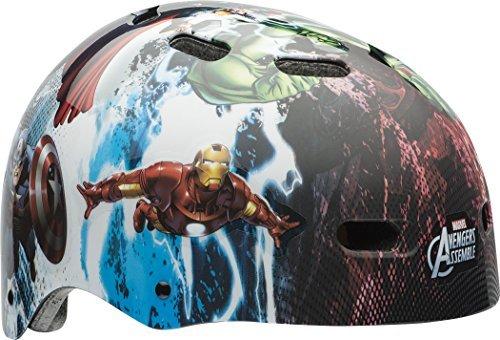Bell Child Captain America The First Avenger Multisport Helmet