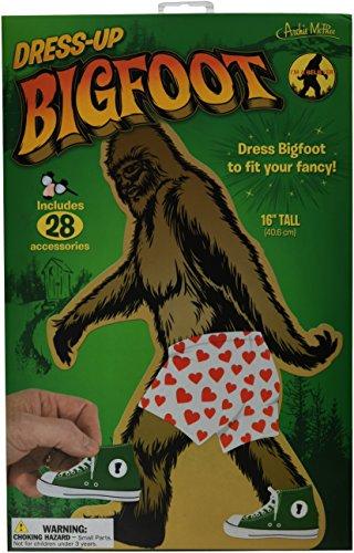 Accoutrements Dress-Up Bigfoot