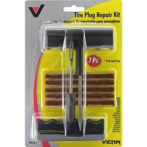 Victor 22-5-00106-8 Heavy Duty Tubeless Tire Repair Kit