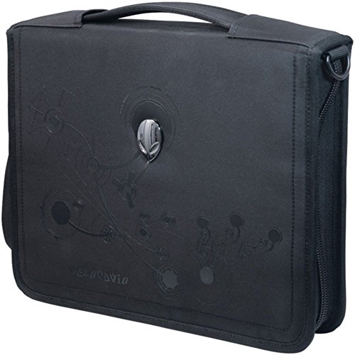Alienware AWP01 11.6 Netbook Portfolio Case M11x Series Black W/Padded Strap Electronics Computers Accessories