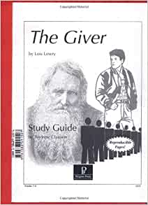 GUIDE THE GIVER STUDY