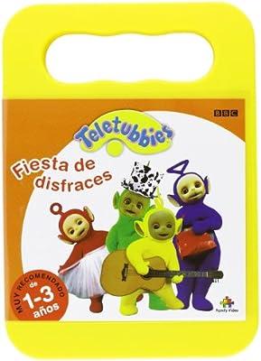 Maleta Teletubbies: Fiesta de disfraces [DVD]: Amazon.es: Varios ...