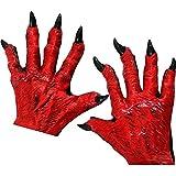Short Devil Gloves