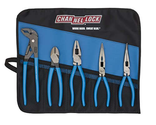 Channellock Tool Roll 53 Plier 5 Piece product image