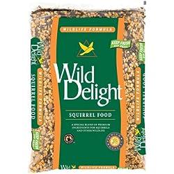 Wild Delight 378200 Squirrel Wild Bird Barrier Food Bag, 20-Pound