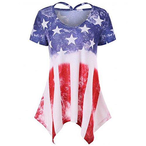 Uscharm Women T-Shirts Best Friend Letter Print Tops Rose Print T-Shirts Causal Blouses for Teen Girls (Hot Pink, L)