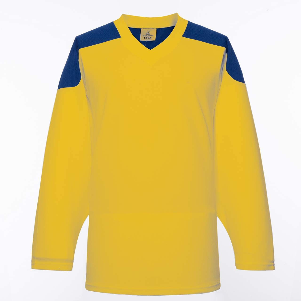 Adult and Youth Senior and Junior EALER H100 Series Blank Ice Hockey Practice Jersey League Jersey for Men and Boys